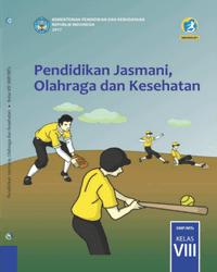 Buku PJOK Siswa Kelas 8 k13 2017