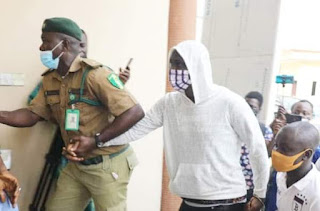 Breaking :Actor Baba Ijesha Arrives Court Again  (Pictures )