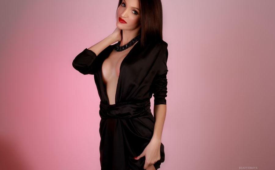 BeautieMaya Model GlamourCams