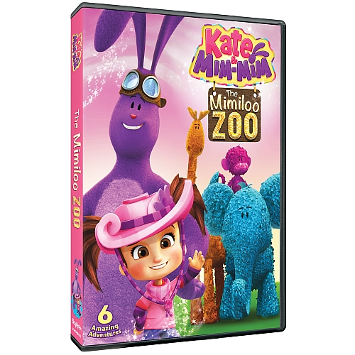 The Mimiloo Zoo giveaway