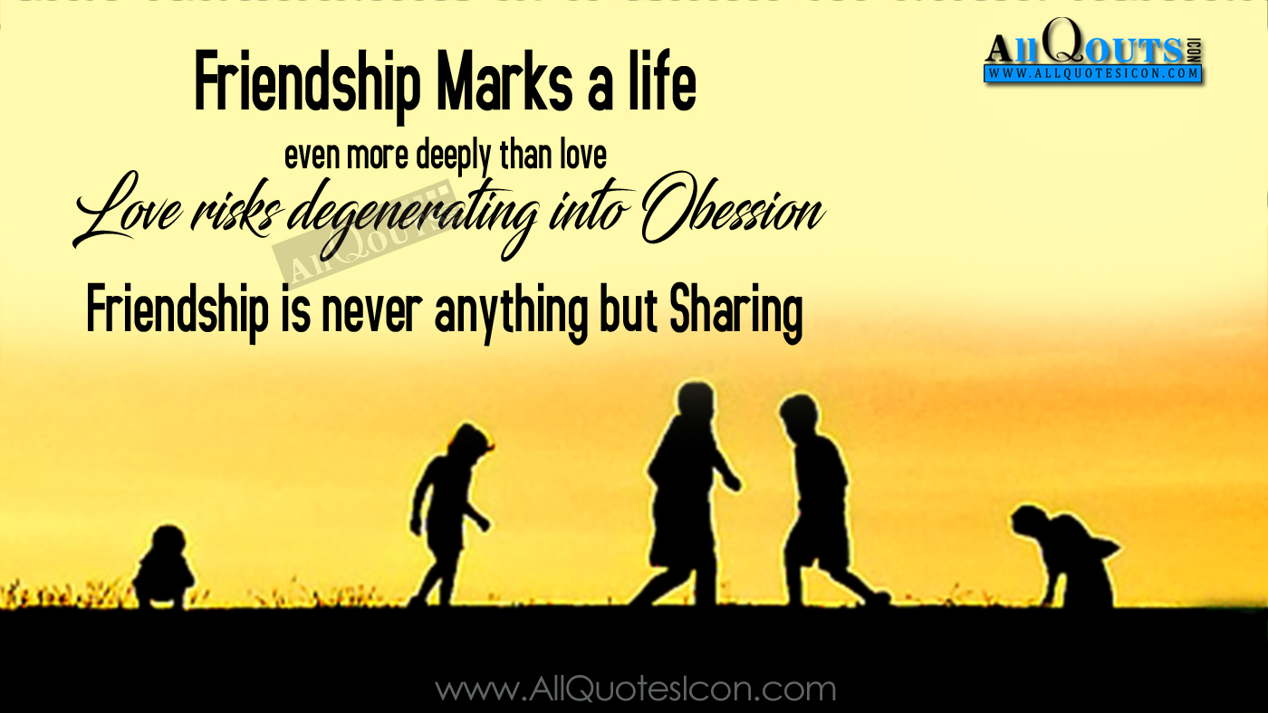 best friendship quotes in english hd friendship day