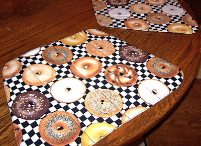Placemats for a Round Table by Sid's in Stitiches