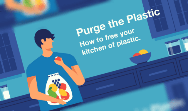 Purge The Plastic: How To Free Your Kitchen Of Plastic