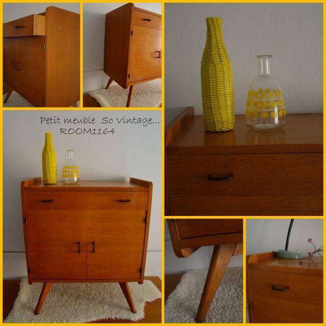 room1164deco nouveau petit meuble vintage chez room1164. Black Bedroom Furniture Sets. Home Design Ideas