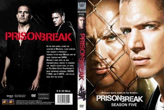 PRISON BREAK - A QUINTA TEMPORADA COMPLETA