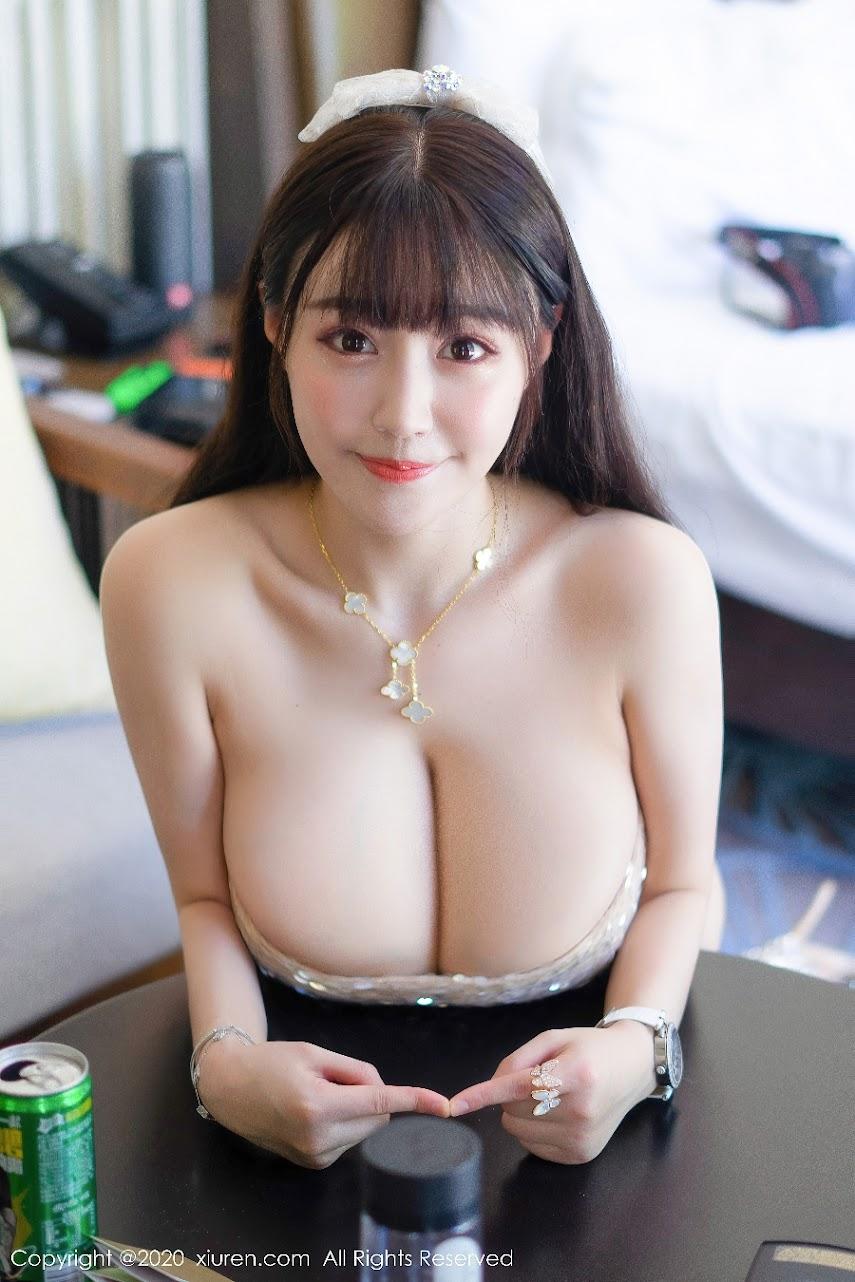 xiuren 2020-07-17 Vol.2342 朱可儿Flower