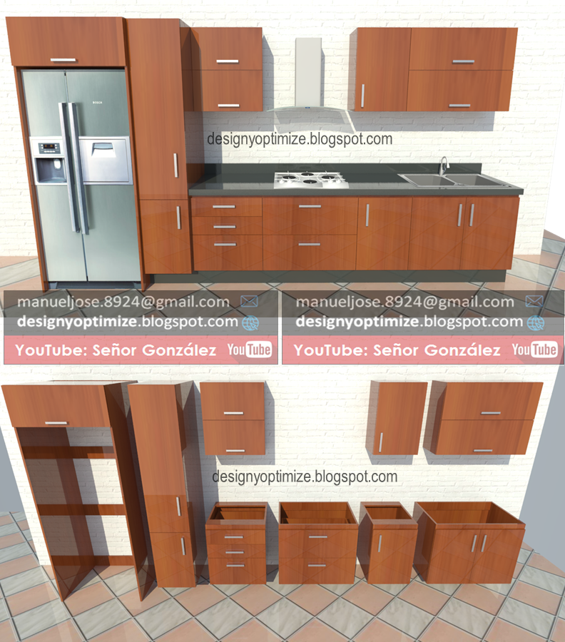 Programa dise o cocinas 3d for Programa de diseno de interiores online