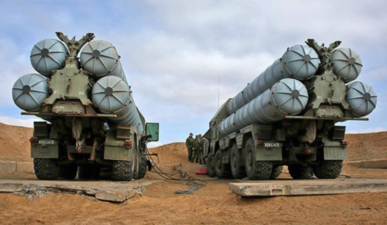Ahli Rusia akan datang di Turki untuk menginstal sistem pertahanan udara S-400