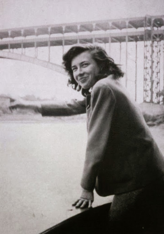 Patricia Highsmith: The Heroine