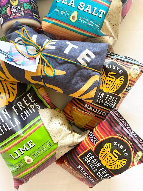 Siete Foods #12daysofholidaygiveaways
