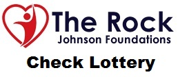 Rock Foundation Check Online Lottery