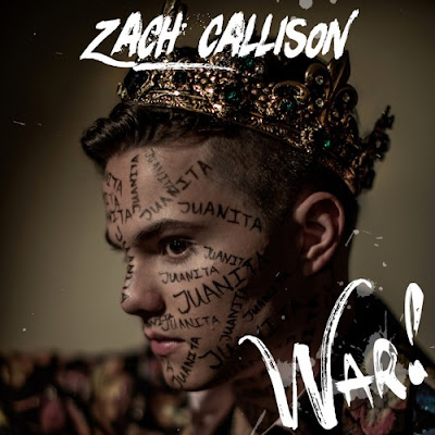 "Zach Callison Unveils Debut Single ""War!"""