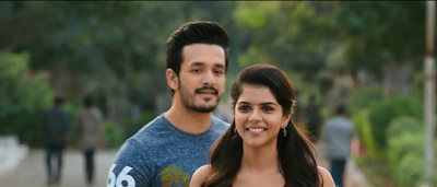 Hello (2017) Telugu Film. Hello is an Indian Telugu romantic action thriller film written and directed by Vikram K Kumar and produced by Nagarjuna Akkineni under the banner of his Annapurna Studios in 2017. Akhil Akkineni and Kalyani Priyadarshan star in this film in the lead roles. Hello film is dubbed later into Hindi titled Taqdeer in English Destiny.    Story:   The story is written by Vikram K Kumar himself. He has written the story in such a way that's main theme is Avinash the main male character of the film tells a story about a boy trying to find his soulmate. Besides, Usha Damerla, Mukund Pandey and Kittu Vissapragada coordinate the director in writing dialogue and script.    Plot Summary: