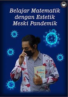 Poster Belajar matematik dengan estetik meski pandemik