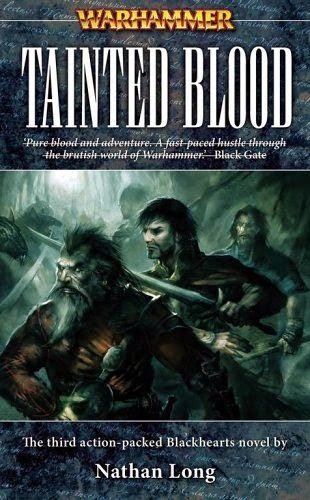 Retro Reviews: Tainted Blood by Nathan Long