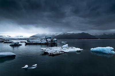 fusione dei ghiacciai
