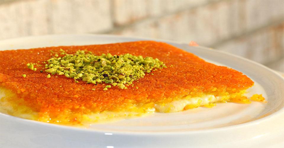 Arabic Dessert Kunafa