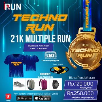 Techno Run • 2020
