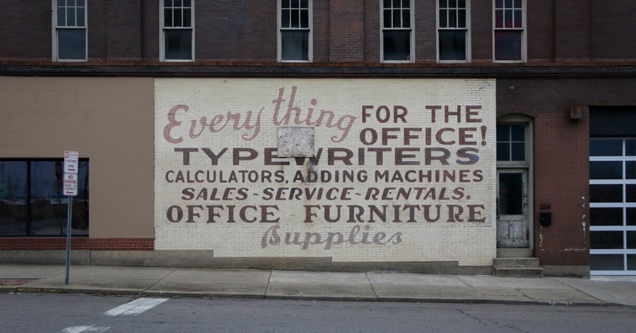 Queen city discovery fading advertisements zanesville oh for Furniture zanesville ohio