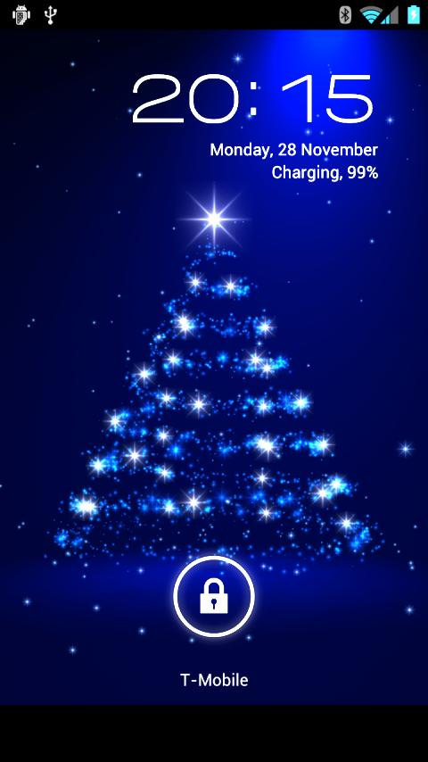 3D Christmas Live Wallpaper 1.0p apk ~ Grab APK