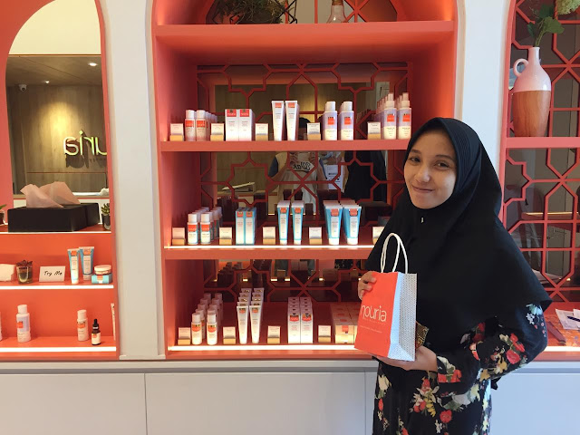 Review Nouria Skin Beauty Clinic