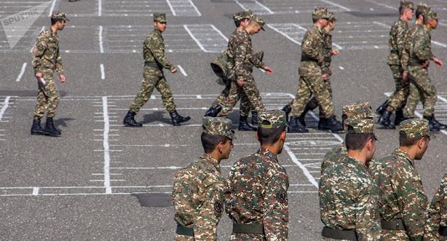 Fuerzas armadas de Armenia y Artsaj en alerta por Azerbaiyán