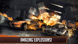 Game Android Death Race The Game V1.0.5 Apk