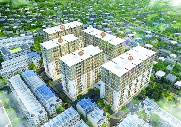 Dự án căn hộ Citiland Park Hill chung cư Gò Vấp