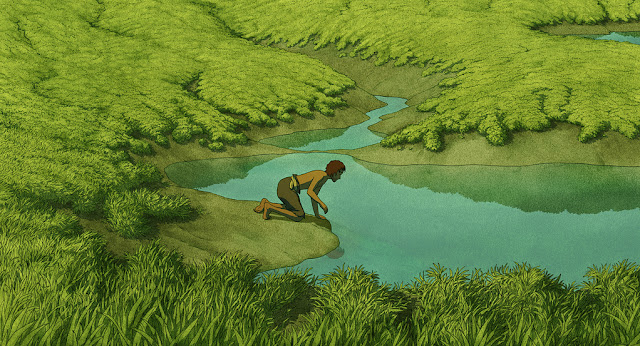 Crítica de la película La Tortue Rouge (The Red Turtle)