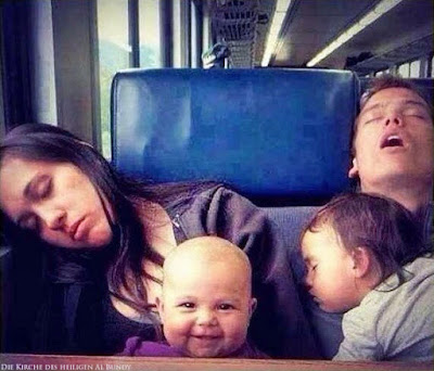 Lustige Spassbilder Müdigkeit und schlafen zum lachen
