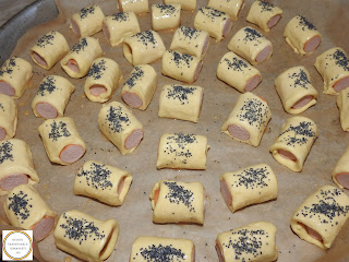 Carnaciori in foietaj preparare reteta,