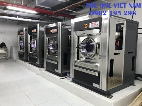 Nhà cung cấp thiết bị giặt sấy công nghiệp uy tín tại Huế