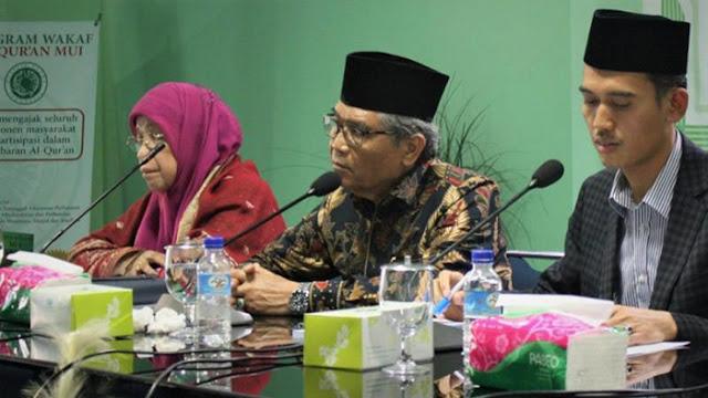 Komisi Fatwa Harap Ketua MUI Baru Tidak Dikendali Penguasa