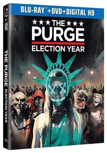 The Purge 3 El Año De La Elección (2016) HD 1080p Latino