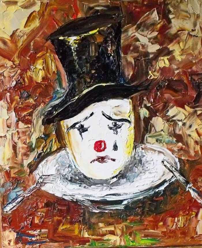 Гениальность и талант настоящего художника. Araik Minasyan