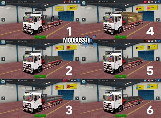 MOD Truck UD Quester by MTSA Team