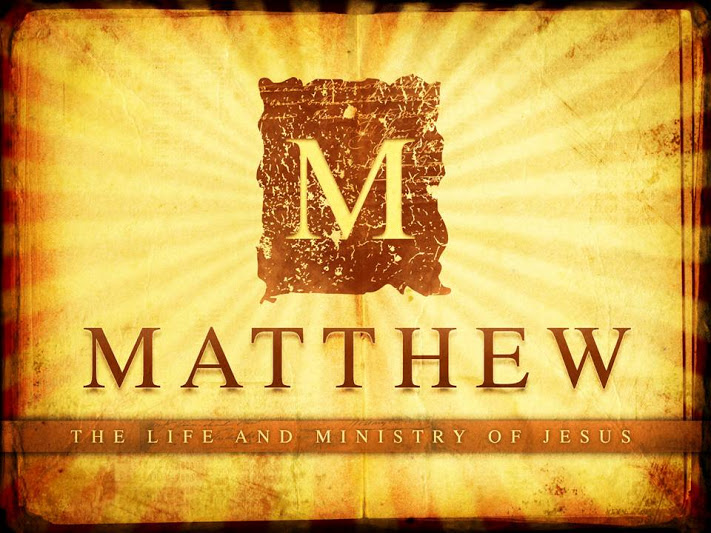 the fulfillment of the old testament and the messiah in the gospel of matthew in the bible The book of matthew begins the new testament and is the 40th book in the bible   it tells us of god's love for israel and of the fulfillment in christ of god's.