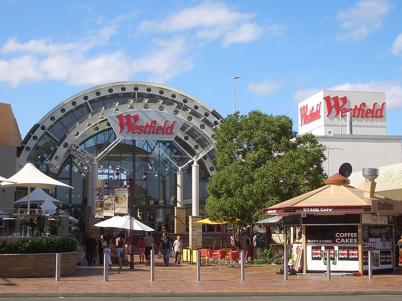 Sydney City And Suburbs Liverpool Shops