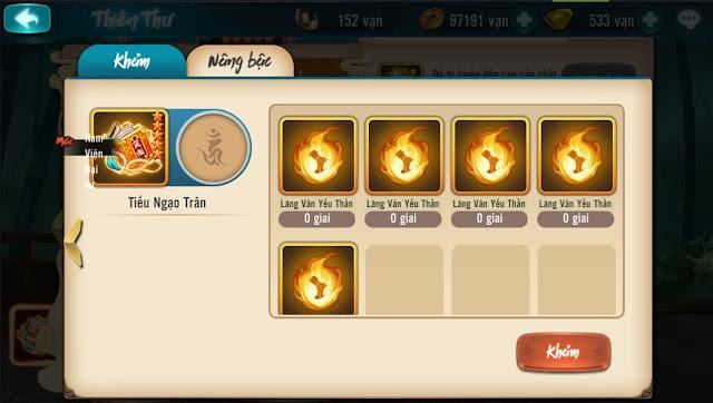 Tam Khúc Xạ Điêu mobile: Game thẻ bài chiến thuật cập bến Việt Nam 16