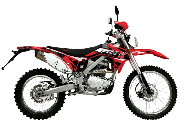 trail murah Cross X 200 ES