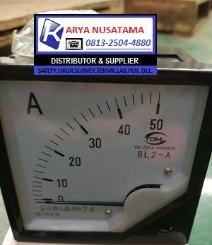 Jual Ampere Meter Analog  0 - 50/5 A di Sidoarjo