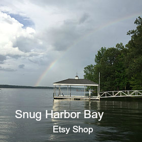 Snug Harbor Bay Etsy Shop
