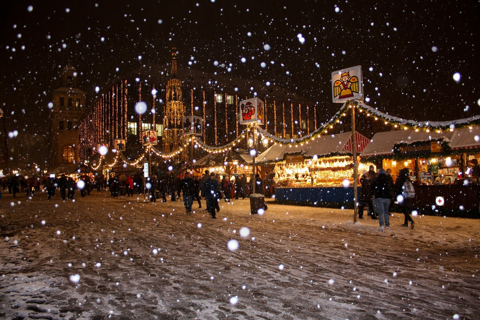 A Guide to Christmas Markets in the North East 2016