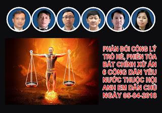 Làm gì khi bị nhà cầm quyền cộng sản bắt và đưa ra xét xử?