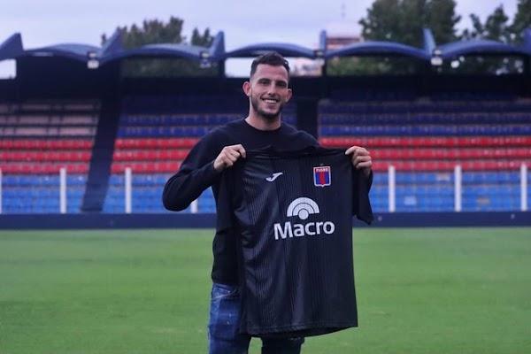 Oficial: Tigre, firma Roffo hasta 2022