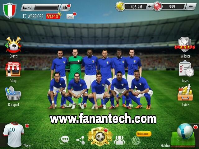 تحميل لعبة فوتبول ماستر Football Master 2019 للهواتف برابط مباشر