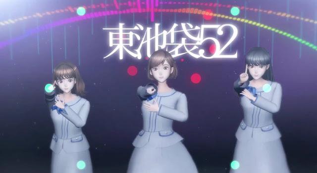 Debut Tiga Virtual idol Resmi Dari Perusahaan Kartu Kredit