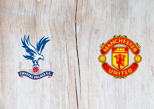 Crystal Palace vs Manchester United Full Match & Highlights 16 July 2020