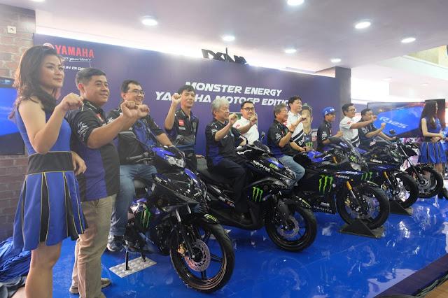 Menejemen Yamaha Indonesia Manufacture Motor ketika launching