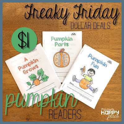 Informational Printable Pumpkin Books